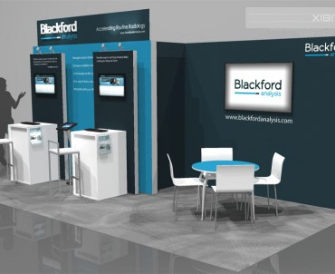Blackford Analysis – 10×20 Trade Show Display Rental