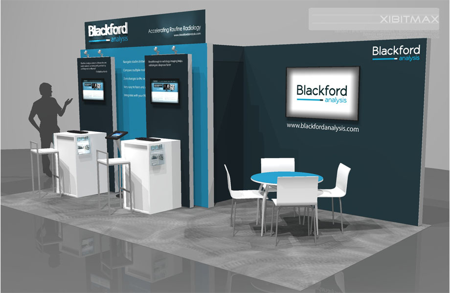 Blackford Analysis - 10x20 Trade Show Display Rental