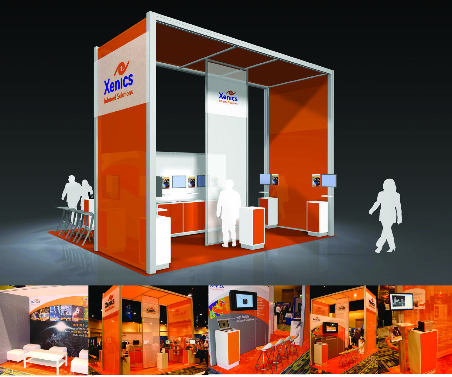 Exhibit Rental – the fastest growing trend in the trade show industry